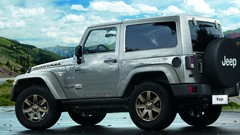 Jeep Wrangler : deux séries limitées pour la génération JK