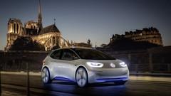 Volkswagen promet une électrique au design proche de l'I.D. Concept