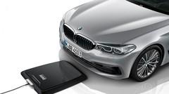 BMW lance le chargeur de voiture à induction