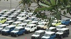 Suzuki Jimny (2018) : le nouveau modèle est prêt