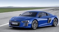 Audi: le problème éternel des batteries pour une sportive