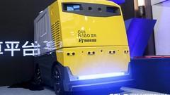 Alibaba va tester des véhicules autonomes à lidar solide