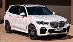 Ceci pourrait être le nouveau BMW X5