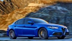 Essai Alfa Romeo Giulia Veloce 2.2 Diesel: l'élégance sportive