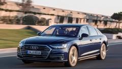 Essai Audi A8 : La limousine 2.0
