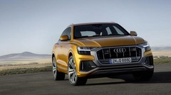 Audi Q8 : les photos officielles du SUV coupé