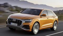 Le SUV-coupé Audi Q8 passe du concept à la série