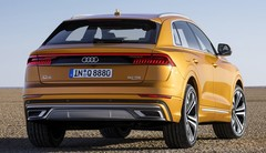 Audi Q8 : elle arrive à point