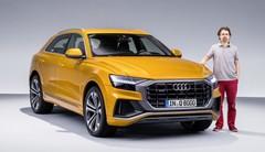 Audi Q8 2018 : nos premières impressions à bord du SUV Coupé