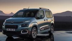 Nouveau Citroën Berlingo 2018 : prix à partir de 21850 €