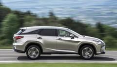 Essai Lexus RX 450h L (2018) : notre avis sur le premier Lexus 7 places