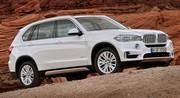 BMW X5 (2018) : photos, vidéo, prix, moteurs, tout sur le nouveau X5