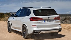BMW dévoile un tout nouveau X5