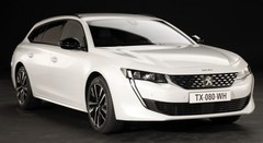 Peugeot 508 SW (2018) : nos impressions à bord de la nouvelle 508 break
