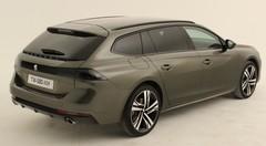 Présentation vidéo Peugeot 508 SW : plus réussie que la berline