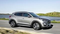 Le Hyundai Tuscon restylé adopte un moteur hybride diesel