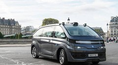 À Lyon, prendriez-vous ce taxi sans chauffeur ?