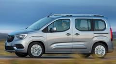 Opel Combo: à partir de 21300 €