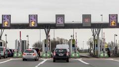 Les péages d'autoroute augmentés pour les voitures électriques