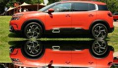 Citroën C5 Aircross : quelles différences avec la version chinoise ?