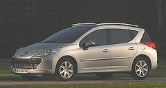 Essai Peugeot 207 SW Vs Skoda Fabia Combi : Les breaks se rebiffent