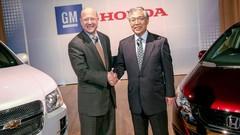 General Motors fait équipe avec Honda pour les batteries du futur