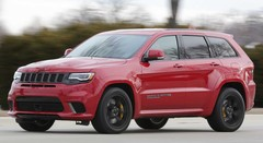 Essai Jeep Grand Cherokee Trackhawk : Mr muscles