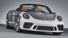 Porsche 911 Speedster : la cerise sur le gâteau