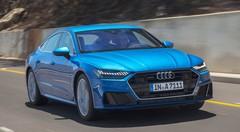 Essai Audi A7 50 TDI (2018)