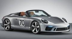 Porsche dévoile une 911 Speedster pour ses 70 ans