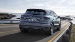 Porsche prépare bien un Cayenne coupé
