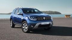Le Dacia Duster vire au « Blue »