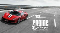 Moteur de l'année : le V8 Ferrari récompensé pour la 3ème fois consécutive