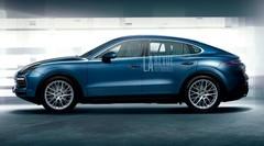 Porsche Cayenne: la version coupé reçoit le feu vert