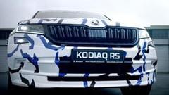 Skoda Kodiaq RS : Préparation record Nürburgring