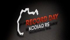 Skoda: un record sur le Nürburgring pour le Kodiaq RS?
