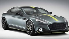 Aston Martin Rapide AMR : 210 exemplaires