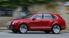 Bentley prépare un Bentayga Speed