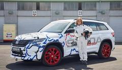 Skoda: record du Nürburgring… pour un SUV 7 places