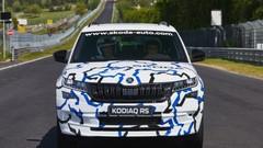 Skoda Kodiaq RS : envie de partir à l'assaut du Nürburgring… en famille ?