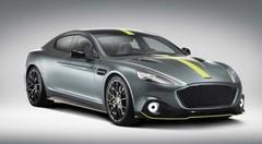 Aston Martin Rapide AMR : affriolante pour raviver la flamme !