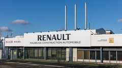 Renault prêt à booster la production de voitures électriques en France