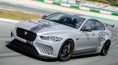 Essai Jaguar XE SV Project 8 : Folie passagère