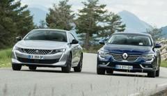 Essai Peugeot 508 (2018) vs Renault Talisman : le choc des françaises