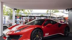 Ferrari dévoile une 488 Pista encore plus spéciale aux 24 Heures du Mans
