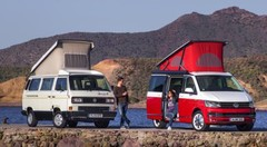 Camping avec Volkswagen : 30 ans d'hôtel California