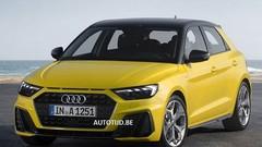 Audi A1 : fuite en ligne ?