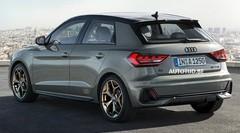 La nouvelle Audi A1 en fuite