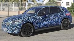 Le SUV électrique Mercedes EQ C en montre davantage