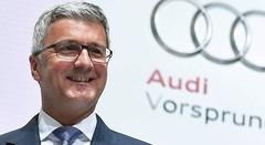 Dieselgate : le PDG d'Audi incarcéré en Allemagne